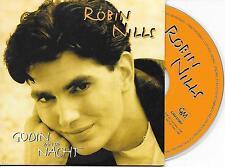 ROBIN NILLS - Godin van de nacht CD SINGLE 2TR CARDSLEEVE 1997 BELGIUM