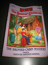 Boxcar Children - Haunted Cabin Mystery by Gertrude C. Warner (1991, Paperback)