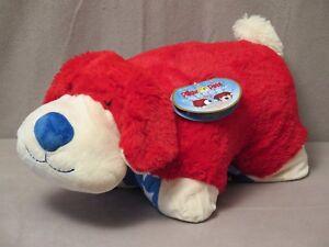 "MY PILLOW PET~18"" Patriot Dog~ Stuffed Animal~Authentic~Boys & Girls Brand New"