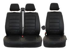 Sitzbezüge Schonbezüge maß VW Multivan CARAVELLE T4 2+1 Kunstleder TRANSPORTER