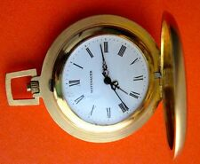 Wittnauer Vintage Mechanical Wind up Pocket Watch in Hunter Case