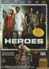 HEROES - EROS BOLLYWOOD DVD - Salman Khan, Sunny Deol, Bobby Deol, Preity Zinta.