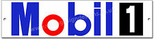 MOBIL 1 METAL SIGN. WORKSHOP, GARAGE SIGN,COLLECTABLE AUTOMOBILIA,MOTOR RACING.
