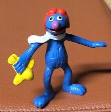 Tara Toys Grover Pilot w Goggles Plane Cake Topper Muppets 2.75�