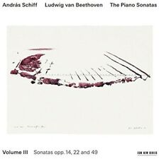 Andras Schiff - Piano Sonatas Vol 3 [New CD] Shm CD, Japan - Import