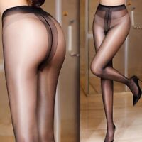 Women Sexy Glitter Shimmer Pantyhose Shiny Sheer Glossy Tights Stockings Sock