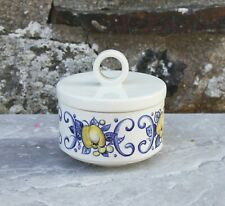Sucrier Villeroy & Boch collection Cadiz