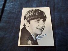 1964 Topps OPC O-Pee-Chee Beatles Series 1 #19 Ringo Starr - nrmt