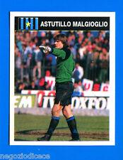 [VS] CAMPIONI & CAMPIONATO 90/91-Figurina n. 156 - MALGIOGLIO - INTER -New