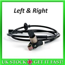2 x ABS Sensor SEAT Toledo WV Corrado Golf Jetta Passat  Rear Axle Left or Right