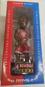 KOBE BRYANT NBA ALLSTAR 2003 BOBBLEHEAD LA LAKERS LIMITED /5000 LEGENDS OF COURT
