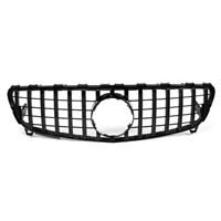 For Mercedes Benz A Class W176 GT-R 2016-2018 Black Gloss Front Grille