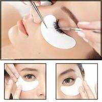NEW 50Pcs Eyelash Pad Gel Patch Eye Pads Lint Lashes Extension Mask Eyepads