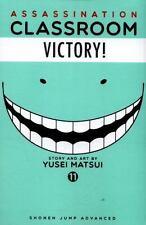 Assassination Classroom, Vol. 11 by Yusei Matsui (English) Paperback Book LN FS