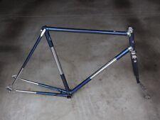 Vintage Fuji 'The Finest' Frameset - Chrome Lugged Steel - Road Touring Bike 70s
