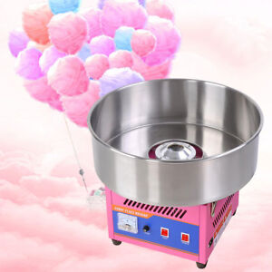 """20"""" Tabletop Commercial Cotton Candy Machine Electric Candy Floss Maker Carnival"""