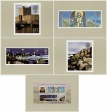 GB 2008 PHQ Cards Mint Set~Celebrating Northern Ireland~(5)~PHQ-CGB3~UK Seller