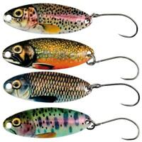 Top Nomura Isei Real Spoon Fish Special Trout Area Forellen 2,3-3,5cm & 1,4-2,9g