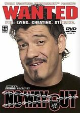 WWE - No Way Out 2003 (DVD, 2004) SKU 4313