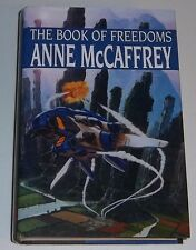 THE BOOK OF FREEDOMS Anne McCaffrey FREEDOM'S LANDING CHOICE CHALLENGE Hardcover