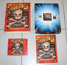 Gioco Pc Cd REDJACK La vendetta dei Brethren 3 CD in Box OTTIMO ITA