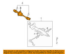 GM OEM Steering Column-Intermediate Shaft 25979679