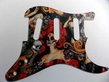"Fender Stratocaster®  Pick Guard- 2124 Customs  "" SUGAR HONEY"""