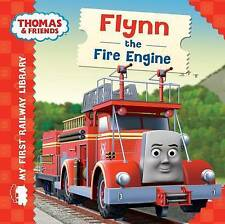 FLYNN THE FIRE ENGINE / MY FIRST RAILWAY LIBRARY BOARD BOOK	9781405285810