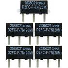 OMRON D2FC-F-7N(20M) Mikroschalter Microswitch Maustaster Maustaste 1-10 Stück