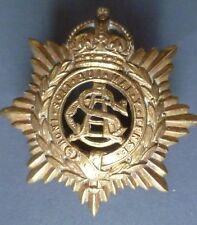 Badge- Vintage Army Dental Corps Cap Badge - Dentist A.D.C (BRASS, Genuine*)