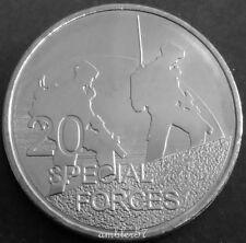 **2016 Australian Special Forces 20 cent UNC **