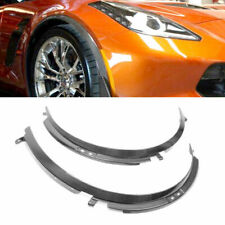 APR Performance Carbon Fiber Fender Arch Moldings Corvette C7 Z06 ONLY 15-19 New