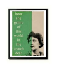 Sheila Take A Bow Smiths inspired Art Print