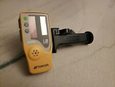 Topcon Ls-80L Laser Receiver Sensor Detector With bracket Holder-6