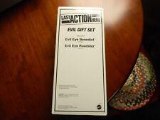 Mattel Last Action Hero Evil Eye Gift Set, Evil Eye Benedict, Evil Eye Roadster!