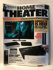 Home Theater Magazine Google TV Is Here But It Is Ready For Prime Time? Feb 2011