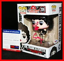 🔥 Tim Curry Signed Rocky Horror Picture Show Dr. Frank-N-Furter Funko Pop PSA