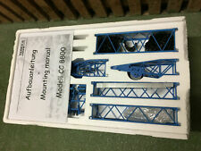 1:50 Conrad FELBERMAYR Terex Demag CC8800 crane UNIQUE!! Code 3.