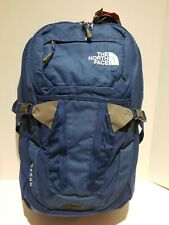 North Face Recon Backpack. Flag Blue