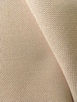 Ivory / cream Bellana 20 Count Zweigart even weave fabric - various size options