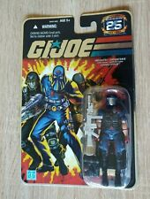 2007 GI Joe Cobra Viper Infantry Complete MOC! 25th Hasbro