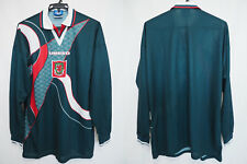 1995-1996 Wales Dragons Jersey Vintage Shirt Away Umbro L/S Long Sleeve XL BNWOT