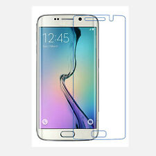 Front + Back Clear Film LCD Screen Protection For Samsung Galaxy S6 Edge экран