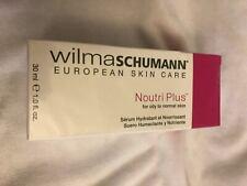 Wilma Schumann Noutri Plus Serum Oily Normal Skin 30ml /1oz Acne