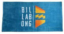 BILLABONG New CONNED Swim Pool Surf Beach Towel Light Blue