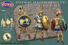 ATHENIAN ARMOURED HOPLITES - VICTRIX - ANCIENT GREEKS - SENT FIRST CLASS