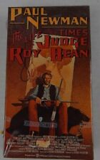 The Life and Times of Judge Roy Bean (VHS, 1993) filmed in 1972