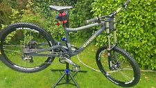 """Eaze Sugar Daddy Downhill Cycling Bike (26"""") (With Snapped Swing- Arm on Frame)"""