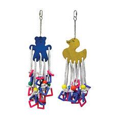Jungle Talk Pet Bird Activity Toys, Small/Medium Asst Style  Free Shipping