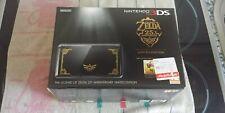 CONSOLA NINTENDO 3DS EDICION LIMITADA ZELDA 25 ANIVERSARIO  COMPLETO PAL